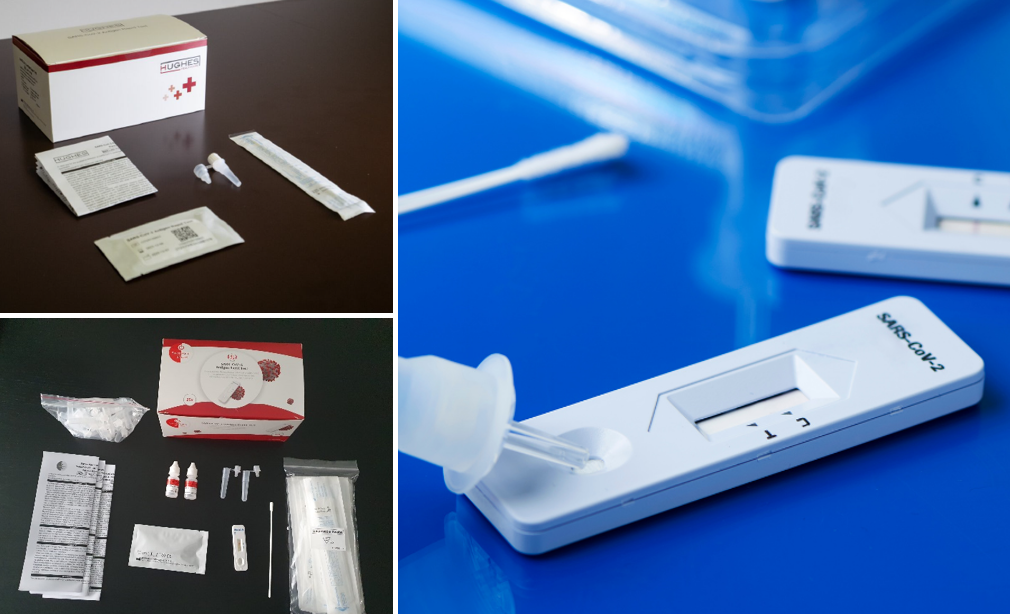 Types Of Coronavirus COVID-19 Tests Explained
