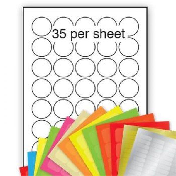 p37 colours