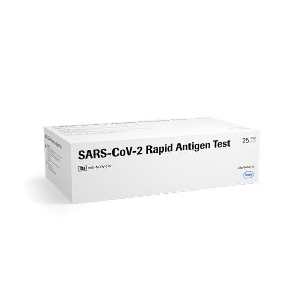 roche covid rapid test kit