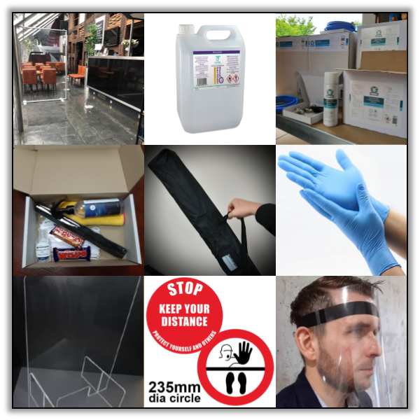 Face Masks, Sneeze Guards, Face Visors, Car Partitions, and more… – Covid 19 Protection
