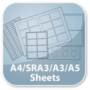 Labels by Sheet Size