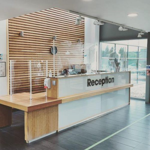 reception web sm