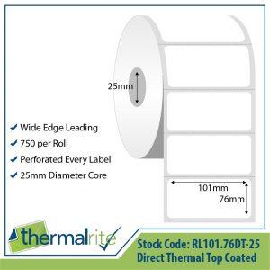 Printer Label Rolls