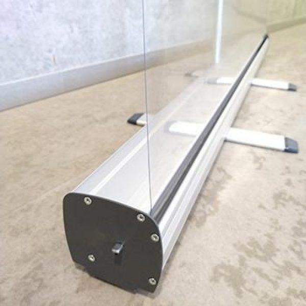 roller banner floor web