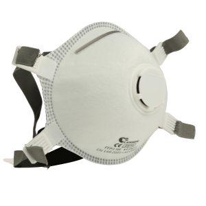 FFP3 Particulate Respirator Mask v1